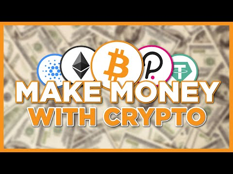 How To MAKE MONEY with Cryptocurrency 💰