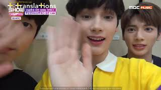 Gambar cover [ENG SUB] SHOW CHAMPION Behind - They're constantly driving Huening Kai to a corner