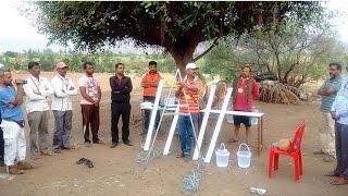 Paani Foundation's Training On Watershed Management Hindi