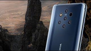 مراجعة للهاتف المحمول Nokia 9 PureView: من ناحية الكاميرات!