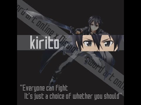 [Dissidia 012] Boss Series - Vs Kirito
