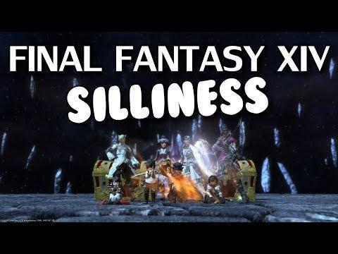 FFXIV Silliness #9 - Raid Edition 3, THE CLEAR!