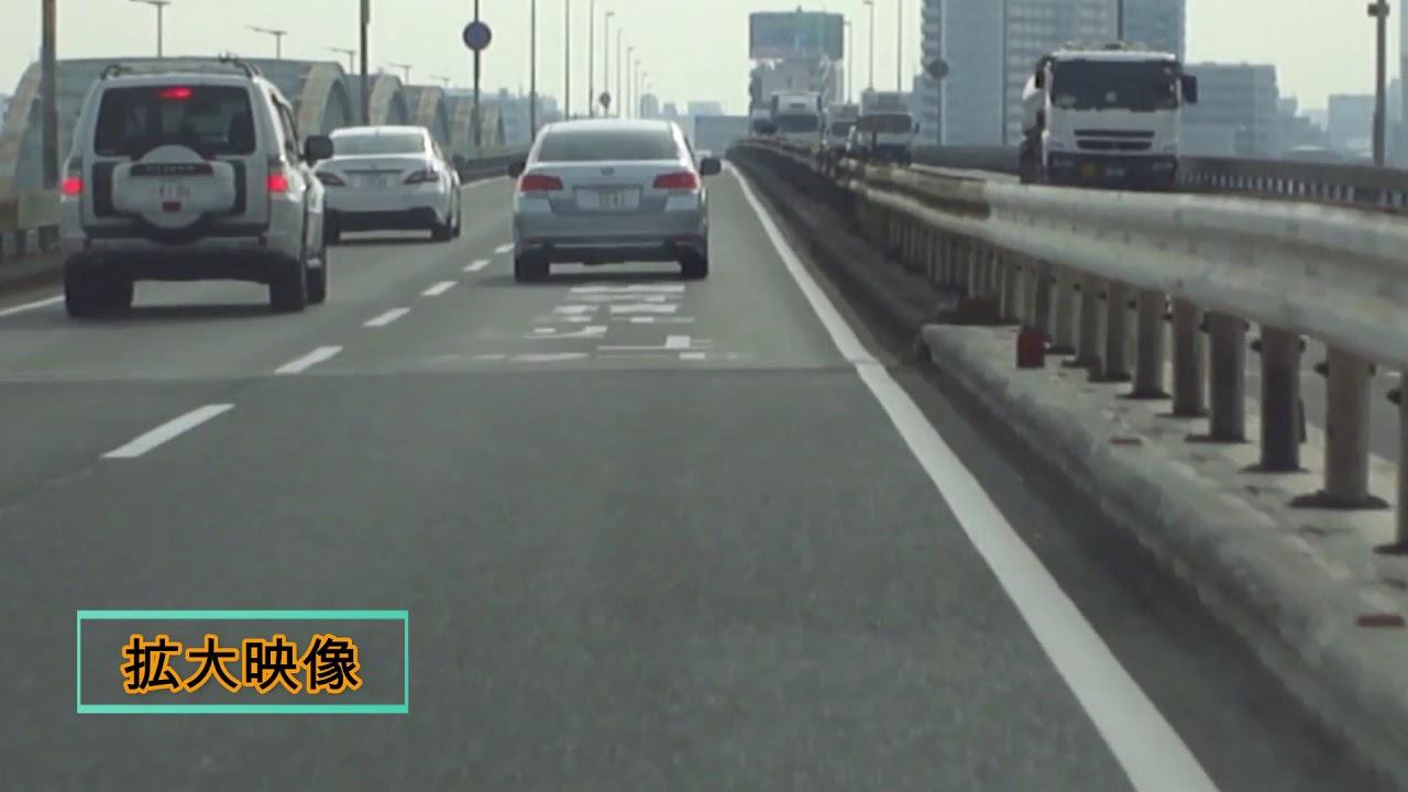 【POLICE】覆面パトカーからの追尾を逃れる為には…このように走行すればよい !!!