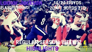 Lamar Jackson Week 17 Highlights | Still Winning 12.30.2018