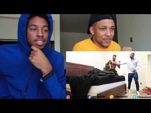 Cover Lagu AR'MOND AND TREY CAUGHT GETTING T0P FROM YOUR GIRLFRIEND PRANK ON PERFECTLAUGHS!!! - REACTION STAFABAND