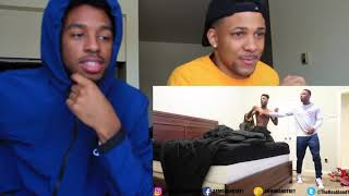 AR'MOND AND TREY CAUGHT GETTING T0P FROM YOUR GIRLFRIEND PRANK ON PERFECTLAUGHS!!! - REACTION
