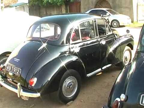 Morris Minor Rally Sri Lanka Part Youtube