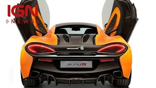Car Company McLaren Denies Rumors of Apple Purchase - IGN News