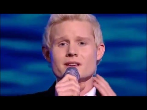 Rhydian Roberts - You Raise Me Up (The X Factor UK 2007) [Live Show 4]