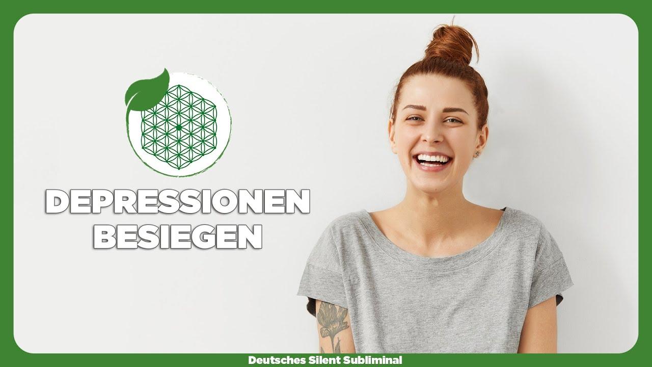 🎧 DEPRESSIONEN ÜBERWINDEN - DEPRESSION ERKENNEN & HEILEN