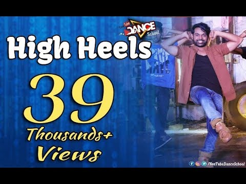 HIGH HEELS TE NACHCHE by Prince Gupta | KI & KA | Yo Yo Honey Singh Youtube Dance School