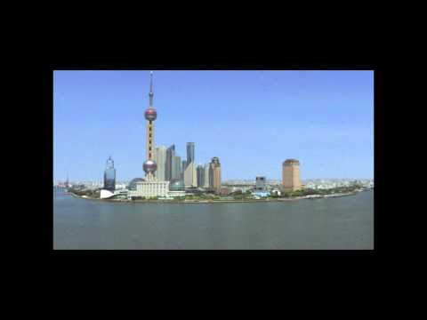 Shanghai's development 90-13