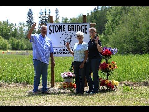 Barry's Canadian Adventures: Stonebridge Carriage Driving Club
