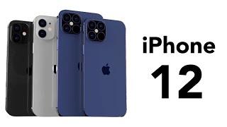 iPhone 12 et 12 Pro : Nouveautés, Prix et Date de Sortie !