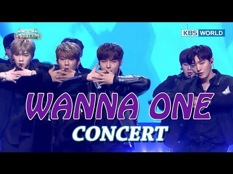 WANNA ONE CONCERT |   [SUB: ENG/CHN/2017 KBS Song Festival()]