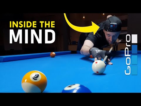 Inside The Mind Of A Pool Player