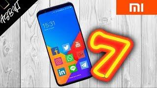 Xiaomi Mi 7 - The FIRST OF ITS KIND!