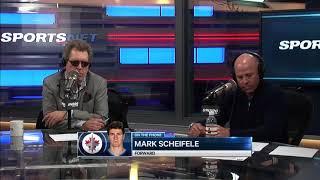 Scheifele Taking The Idea Of Jets Being A Stanley Cup Threat In Stride