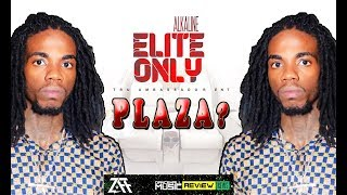 Alkaline - Elite Only Official Song Review - Did He Say Gaza or Plaza?