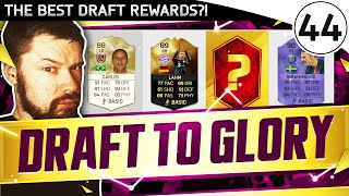 The best draft rewards?! - fut draft to glory #44 - fifa 16 ultimate team