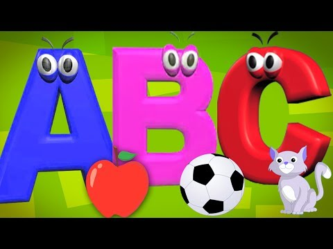 The Big Phonics Song | ABC Song | Learn Alphabets | Nursery Rhymes | Baby Song