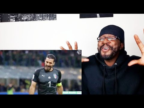 NO BUFFON @ WORLD CUP! - Italy vs Sweden 0-0 - Highlights - World Cup Qualifiers 13-11-2017 REACTION