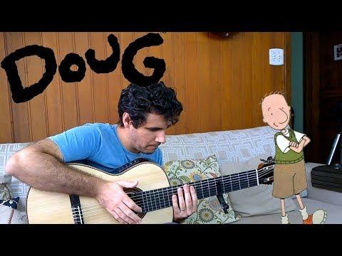 Doug Funnie Theme - Fingerstyle Guitar (Marcos Kaiser)