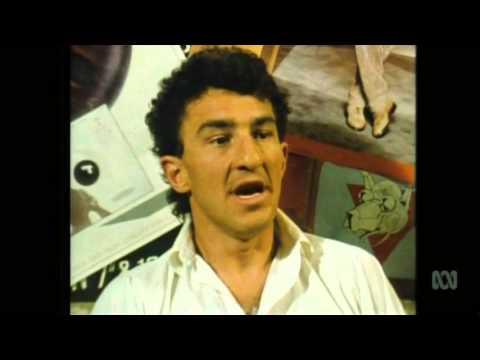 Countdown (Australia)- Molly Meldrum Interviews Fee Waybill- July 24, 1983