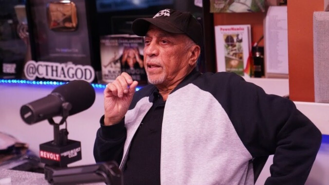 Dr. Claud Anderson On Reperations And #ADOS