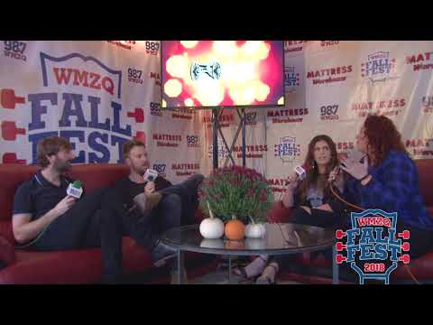 WMZQ Fall Fest - Lady A Talks About Their 3 Newest Additions On The Road At WMZQ Fall Fest