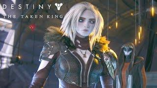 Destiny The Taken King - All Cutscenes / Full Movie