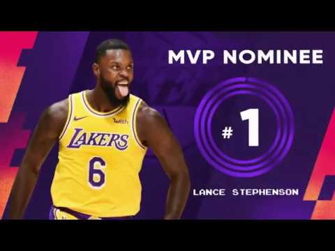 Shaqtin' A Fool Season Finale: Lance Stephenson Wins MVP