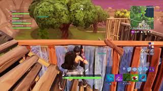 Epic rocket riding win