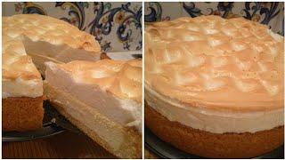 Творожный пирог неповторимый вкус. Tvorogli pirog juda mazzali.😋👍