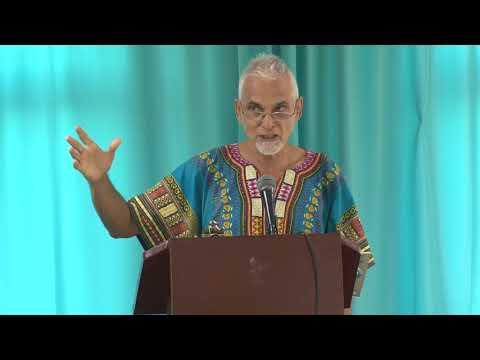 Lalu Hanuman - Caribbean First Peace Conference