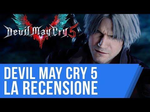 Devil May Cry 5 Recensione: l'esplosivo ritorno di Dante e Nero thumbnail