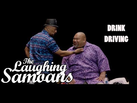 "The Laughing Samoans  ""Drink Driving"" from Island Time"