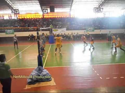Nil Maglas Videos Region 6 vs Region 1 Palaro Championship 2015
