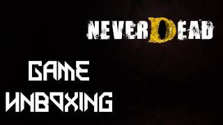 Game Unboxing - NeverDead