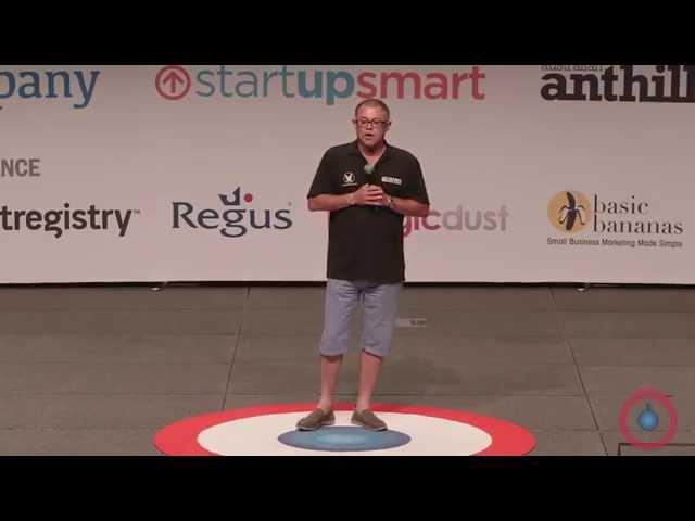 Darren Finkelstein | The Boat-Guy On The KPI Stage.