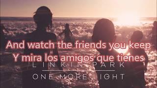 Sharp Edges -  Linkin Park (Lyrics Inglés - Español )