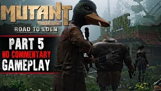 Mutant Year Zero: Road to Eden Gameplay - Part 5 (No Commentary)