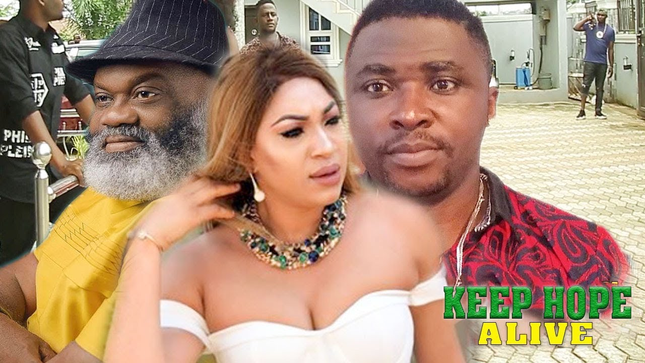 Download Keep Hope Alive Season 3-Onny Micheal | New Movie| 2018 Latest Nigerian Nollywood African Movie
