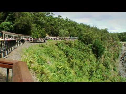 Kuranda Scenic Railway, from Cairns Queensland Australia
