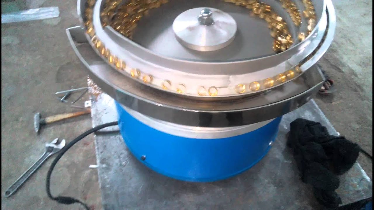 How to Install a Vibratory Bowl Feeder