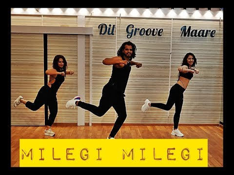 Milegi Milegi | Stree | Zumba Dance Routine | Dil Groove Maare