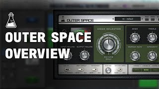 Outer Space - Tape Echo / Space Echo Plugin (Overview) - AudioThing