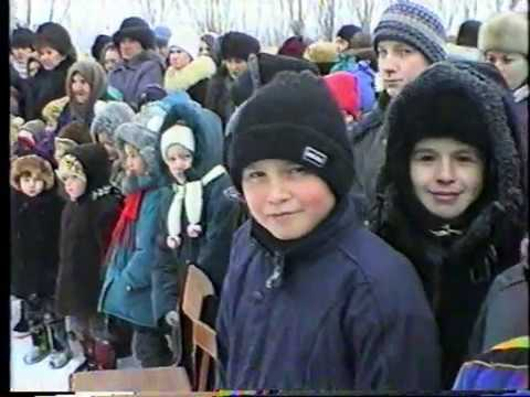 Открытие Мечети с. Верхний Индырчи 1999 г.