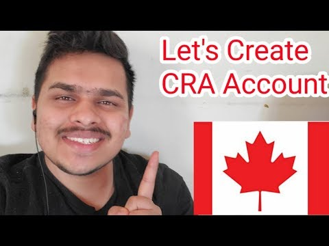 How To Create CRA Account Step By Step
