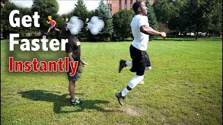 5 Tips to Get Instantly Faster - Football Tip Fridays